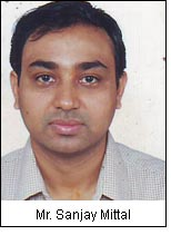 Mr. Sanjay Mittal