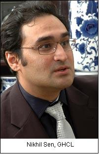 Nikhil Sen, GHCL