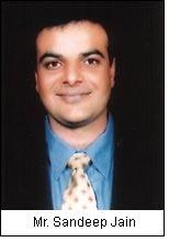 Mr. Sandeep Jain