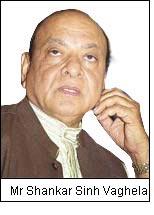 Mr Shankar Sinh Vaghela