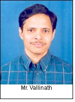 Mr. Vallinath