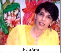 Puja Arya