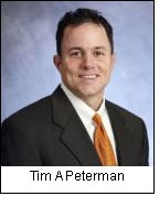 Tim A Peterman