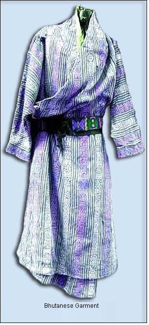 Bhutanese Garment