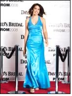 Monica Lopez to be the next David's Bridal Glamour Girl