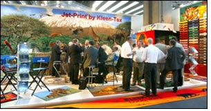 Kleen-Tex to display new Jet Print in Germany