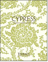 Thibaut celebrates the essence of the 'Cypress'