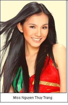 Miss Nguyen Thuy Trang