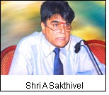 Shri A Sakthivel