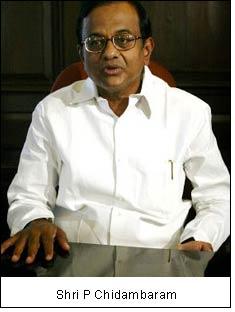 Shri P Chidambaram