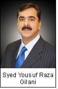 Syed Yousuf Raza Gilani