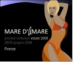Make a date with Mare d'Amare for summer 2009 collection