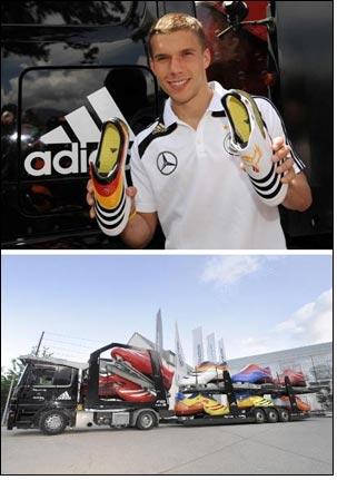 Adidas F50 2008