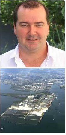 New infrastructure at Brisbane Port to help cotton industry