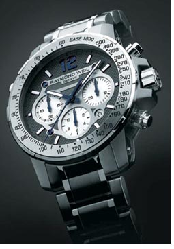 nabucco, perfect balance between technology & RAYMOND WEIL
