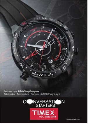 Conversation Starters - Hey! Nice watch