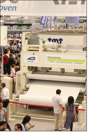 New nonwoven production lines for geotextile & filtration industry