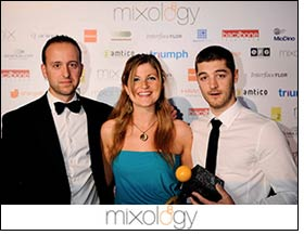 burmatex triumphs at mixology 08!