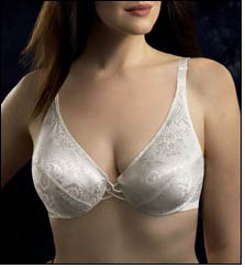 HerRoom offers great fit and natural shaping lingerie
