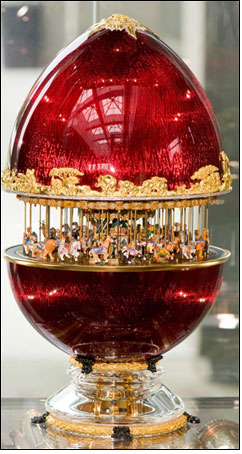 Jewelry Career Fair & Open House to unveil Balboa Park Carousel Egg