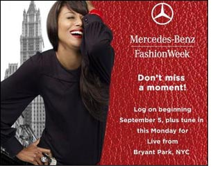 QVC runway show to present fall design at MBFW