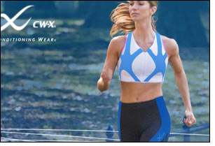 CW-X Conditioning Wear jumps into official supplier Pool