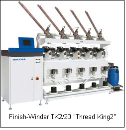 "Finish-Winder TK2/20 ""Thread King2"""