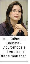 Ms. Katherine Shibata - Couromoda