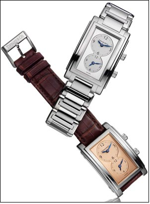 Tiffany grand watches resonate classic sophistication