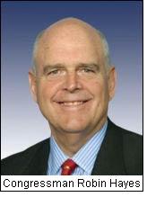 Congressman Robin Hayes