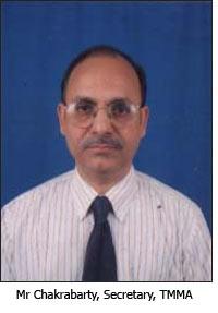Mr Chakrabarty, Secretary, TMMA