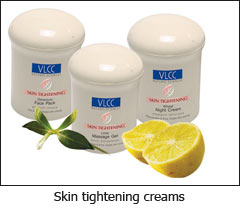 Skin tightening creams