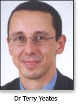 Dr Terry Yeates