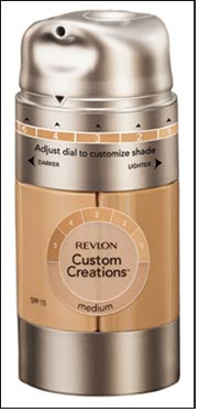 Create perfect shade to match skin tone with Revlon foundation