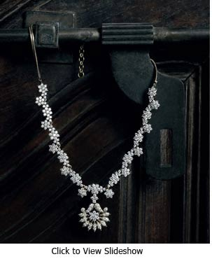 Tanishq unveils stunning seven stone diamond collection