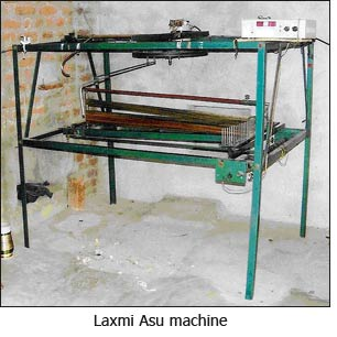 Laxmi Asu machine
