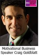 Motivational Business Speaker Craig Goldblatt