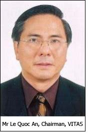 Mr Le Quoc An, Chairman, VITAS