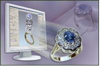 Delcam to demonstrate jewellery software & services