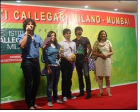 India : Istituti Callegari Mumbai encourages Fashion Talent ...