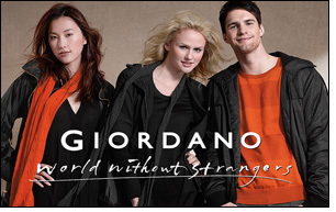 Warm up this winter with Giordano natural fabric wear