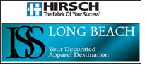 Hirsch to participate at Long Beach Imprinted Sportswear Show