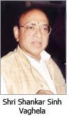 Shri Shankar Sinh Vaghela
