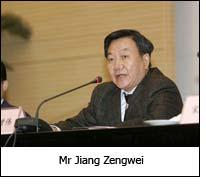 Mr Jiang Zengwei