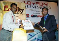 Safexpress wins brand allegiance award at India Loyalty Summit