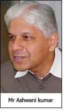 Mr Ashwani kumar
