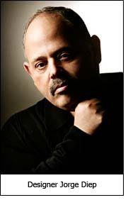 Designer Jorge Diep