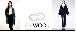 O~Wool highlighted by top fashion designers