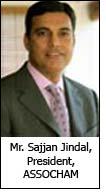 Mr. Sajjan Jindal, President, ASSOCHAM