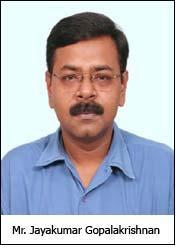 Mr. Jayakumar Gopalakrishnan